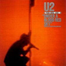 """U2 """"UNDER A BLOOD RED SKY"""""""