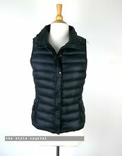 GAP [ Size M ] Navy Feather ( Down ) Filled Puffer Vest