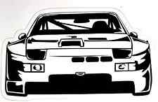 Porsche 931 924 Turbo Carrera GTR GTP Sticker - Outdoor Grade Vinyl Decal
