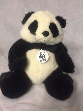 WWF Giant Panda Plush stuffed animal Build a Bear
