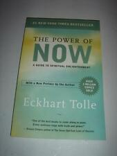 THE POWER OF NOW A Guide to Spiritual Enlightenment by Eckhart Tolle NEW