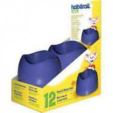 Habitrail Mini Food Dish for Hamsters Mice Small Rats
