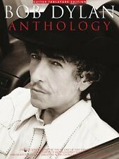 Bob Dylan Anthology Sheet Music Guitar Tab Book NEW 014004740