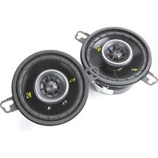 "KICKER 40CS354 3.5"" 8.7cm 2 Way Coaxial Car Speakers 1 pair 90w"