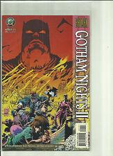 BATMAN GOTHAM NIGHTS II- 1 OF 4   MAR 1995