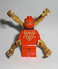 LEGO Super Heroes - Iron Spider - Figur Minifig Marvel Sandman Spiderman 76037