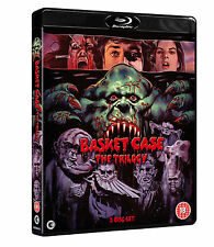 Basket Case Trilogy - 3 Disc Blu-Ray - Special Edition - Frank Henelotter