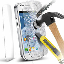 100% Genuine Tempered Glass Film Screen Protector for Samsung Trend Plus S7580