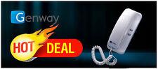 audio door phone Intercom home security system phone handset Genway WL-06Dd2D