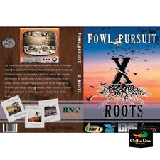 FOWL PURSUIT 10 ROOTS SHAWN STAHL RNT CALLS DUCK GOOSE HUNTING VIDEO DVD