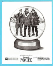 Trapped in Paradise Dana Carvey Nicolas Cage Snow Globe Press Publicity Photo