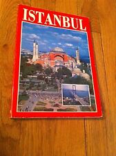 ISTANBUL Yucel Akat Archaeologist Book Travel Companion History Facts RARE 1992