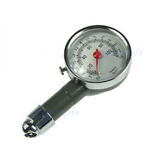 Convenient Car Dial Tire Gauge Meter Precision Pressure Tyre Measure Metal New