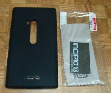 NOKIA LUMIA 900 BLACK Incipio NGP Flexible Impact Resistant Case w/Screen Protec