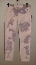 NWT 7 FOR ALL MANKIND CROPPED ROXANNE CLASSIC SKINNY STRETCH JEANS NEW SIZE 27