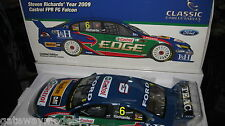 CLASSIC 1.18 FORD FPR FG FALCON 2009 STEVE RICHARDS V8 SUPERCAR CASTROL 18390