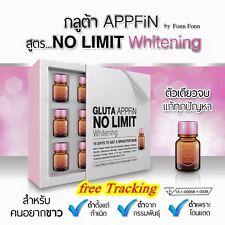 GLUTA APPFiN NO LIMIT Whitening in 15 days Edible Glutathione No Injection