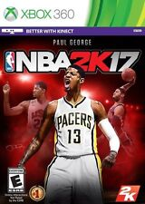 NBA 2K17 Microsoft Xbox 360 2016 Video Game Disc Only