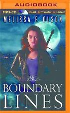 Boundary Magic: Boundary Lines 2 by Melissa F. Olson (2015, MP3 CD, Unabridged)