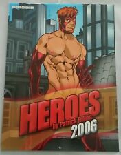 Class Comics Large Calender - By Patrick Fillion * Gay Interest * Naked Justice