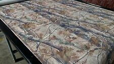 """Realtree AP Flock Velvet Sueded Upholstery Fabric BTY 56"""" Wide Camouflage Soft"""