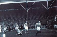 Postcard Nostalgia March 1949 FA Cup Blackpool V Stoke City Reproduction Card