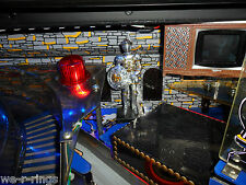 Addams Family Pinball Machine #1 KNIGHT IN SHINNING ARMOUR  Mod TAF #9536a