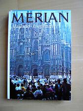 Merian Mailand und die Lombardei 4/24 Jg 1971