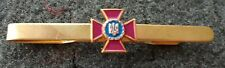 Ukraine ukrainian  red cross    TIE HOLDER PIN made in Russia   #2