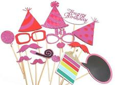 Photo Booth Props Parties Props Happy Birthday 18th Birthday  x16PC