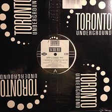 SCHEME • And I Need You • Vinile 12 Mix • 1993 TORONTO UNDERGROUND