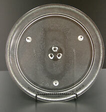 """Microwave Glass Turntable Dish Tray Plate Replacement Part (100 01 23) 12 5/8"""""""