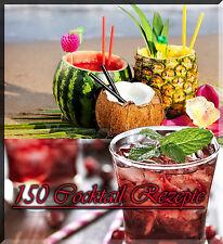 ebook 150 Cocktail Rezepte und mehr  + TOP Angebot Extra!