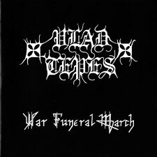 Vlad Tepes ‎– War Funeral March  CD The group belongs to The Black Legions.
