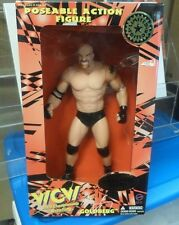 "WCW 12"" SIGNATURE SERIES BILL GOLDBERG COLLECTORS FIGURE WWF TNA ECW"