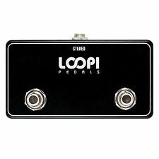 Footswitch for Boss RC-3, RC-30, RC-300 - Soft Switch version - Big Foot - Loopi