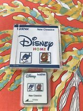 Disney Brother Embroidery Designs Card - New Classics Lion King Aladdin