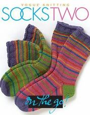 Socks Two by Vogue Knitting