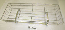 SILVER CROSS DOLLS COACH BUILT PRAM TOY CHROME SHOPPING TRAY spares CHATSWORTH