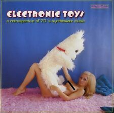 Various ‎– Electronic Toys SEALED Q.D.K. Media ‎LP 013 VINYL LP