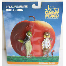 [USED] GRASS HOPPER & CENTIPEDE James and The Giant Peach Figure