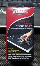 WEINMAN COMPLETE COOKTOP CLEANING KIT - 98C-312310-0416