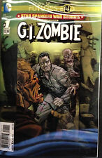 Star Spangled War Stories G.I. Zombie Futures End #1 3D Cover NM 1st Print