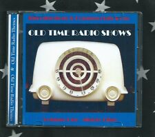 THEMES #1- 90 OPENINGS INTROS COMMERCIALS FROM OLD TIME RADIO SHOWS audio cd otr