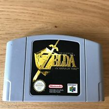The Legend Of Zelda Ocarina Of Time Nintendo 64 N64 Game | PAL Cart Only