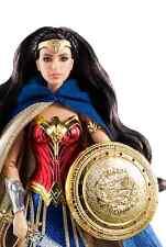 Gold Label  Justice League Wonder Woman Amazon Princess Barbie Doll