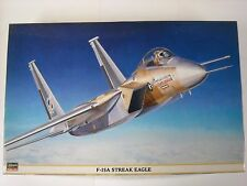 Hasegawa F-15A Streak Eagle 1:48 Scale Model Airplane Kit #09420