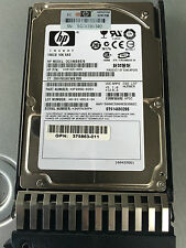 "HP 146GB 10K SAS 2.5"" SFF HARD DRIVE + CADDY 430165-003 ST9146802SS PROLIANT G7"