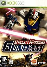 DYNASTY WARRIORS GUNDAM                  -----   pour X-BOX 360