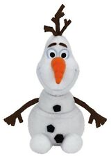 "Ty Disney's Frozen Olaf 8"" Small Plush The Snowman (100% Brand New)"